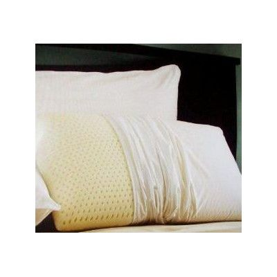 Deluxe Comfort Form Latex Foam Pillow Size: Standard