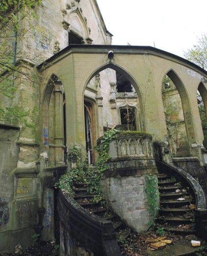 Vestiges du château de la Solitude, Le Plessis-Robinson