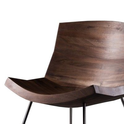 This Lovely Chunk Chair By Artisan Is Crafted From Solid American Walnut,  Has A Natural. Walnut FurnitureA Natural
