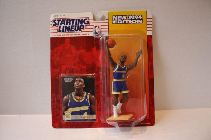 (TAS013664) - 1994 Starting Lineup NBA: Chris Webber - Warriors