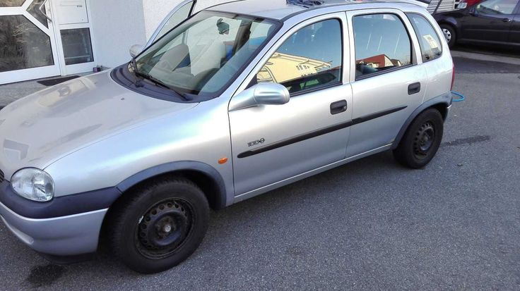 "Opel Corsa B  100 Jahre Opel Edition ""TÜV neu!!"""