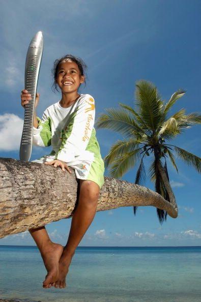 TUVALU! Stroll around magnificent beaches in Tuvalu! #Tuvalu
