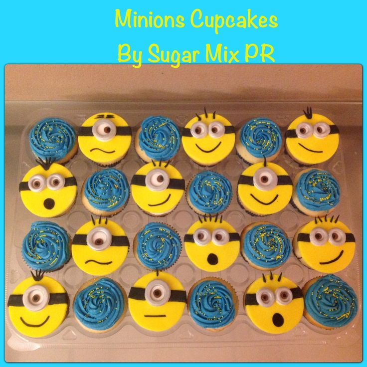 Minions Cake Topper Adelaide