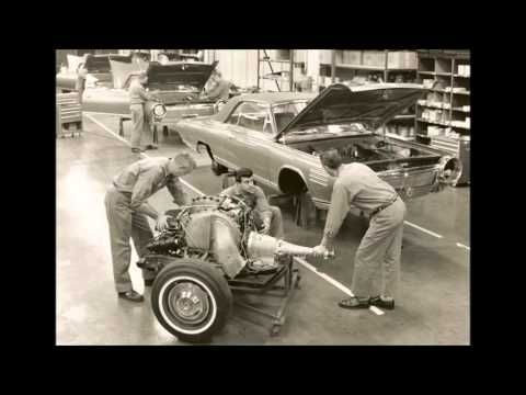 Chrysler Turbine Car Hidden destroyed , Hydrogen car stopped