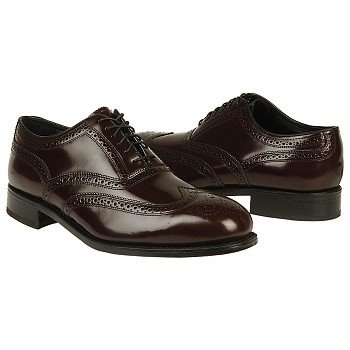 Florsheim Lexington Shoes (Wine) - Men's Shoes - 8.5 3E