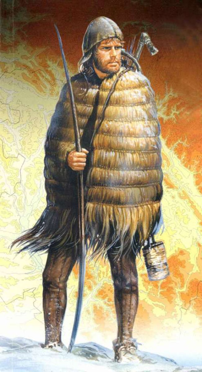 Ötzi the Iceman
