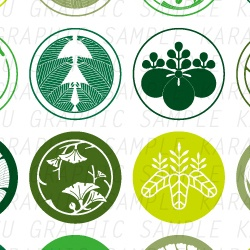 kamon (japanese family crests)