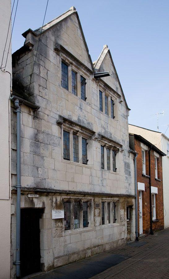 Tudor House in Weymouth, Dorset, England