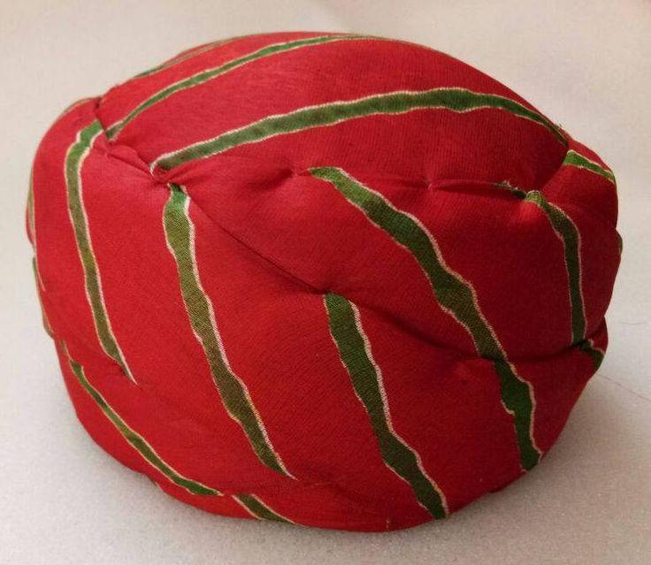 Rajasthani Jodhpuri Safa Turban Headwear Hat Cap Ethnic Pagri for Men /Turban /Multi Color safa / Free Shipping by pinkcityhandmade on Etsy