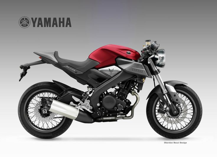 yamaha mt 125 cr motorbikes scooters pinterest. Black Bedroom Furniture Sets. Home Design Ideas