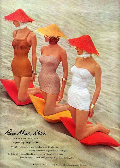 Rose Marie Reid 1957