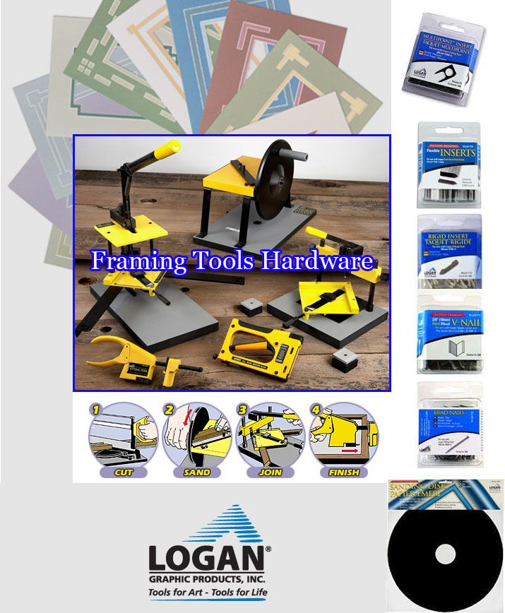 Refill for Logan Picture Framing Tools