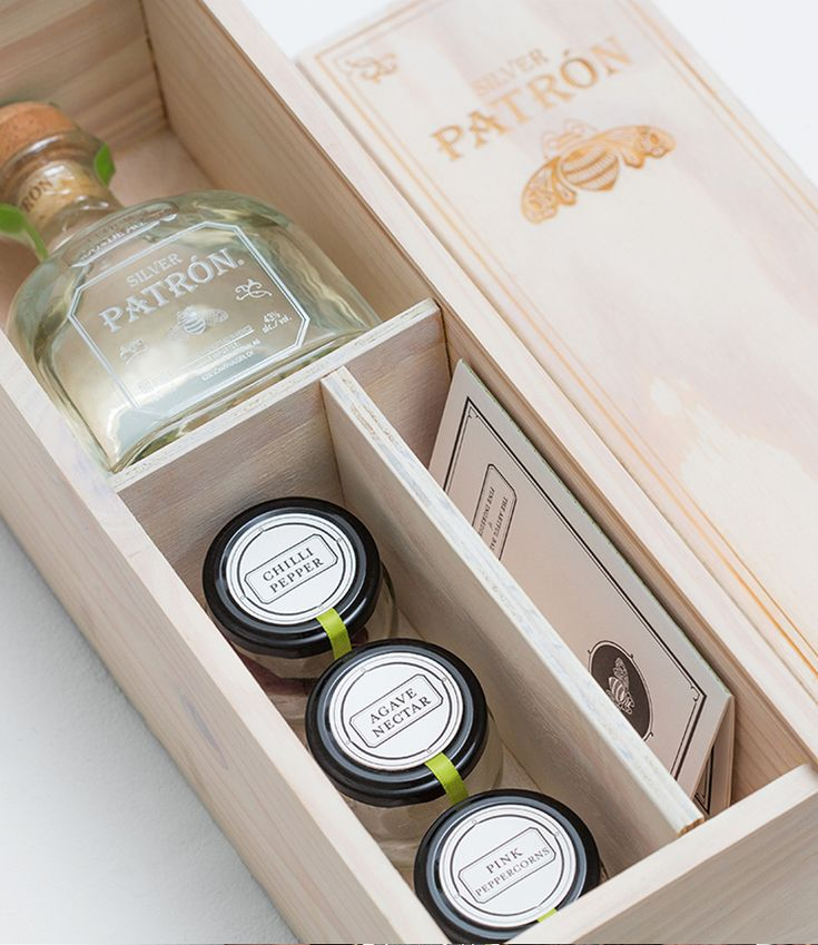 Patron Gift Packaging Design: http://www.playmagazine.info/patron-gift-packaging-design/