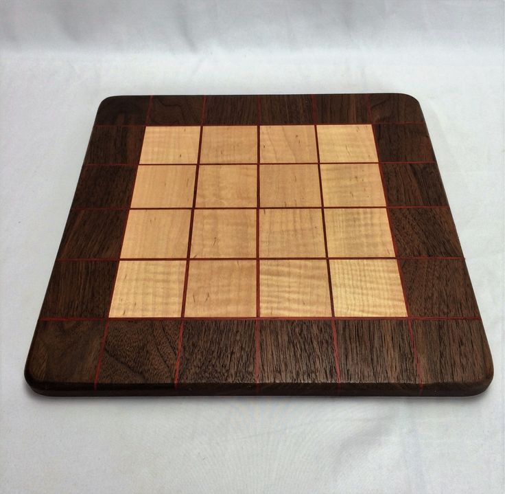 TAK game board by HartmanWoodworks on Etsy