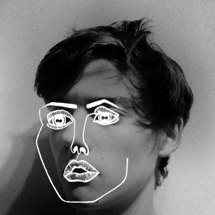 How to Make your own Disclosure face | ART: portraiture ...