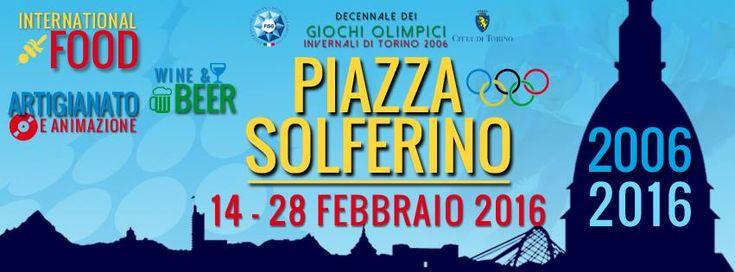 Decennale Olimpiadi 2006-2016 Villaggio Olimpico Enogastronomia Artigianato