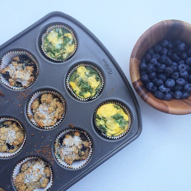 The struggle. I made these yummy (grain free dairy free) coconut blueberry muffins for the rest of the family this morning while I used all of my willpower to only enjoy their smell while eating my spinach egg muffins  Here is the recipe from Nutiva if anyone is interested (they were a huge hit with my kids!): 1 cup coconut flour  1/2 tsp sea salt 1 tsp baking soda 1 cup coconut milk (canned) 6 eggs 4 Tbsp coconut oil melted 4 tsp vanilla 4 Tbsp chia seeds 1 cup fresh blueberries (1/2 cup…