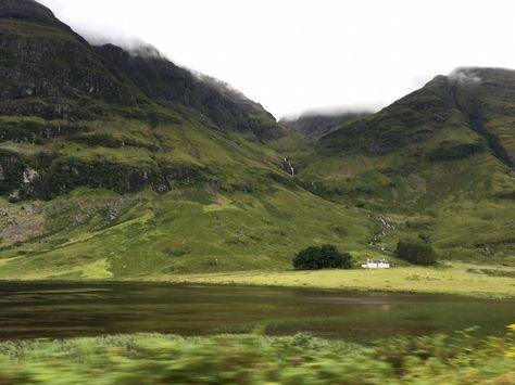 Road Trip dans les Highlands d'Ecosse : Glencoe