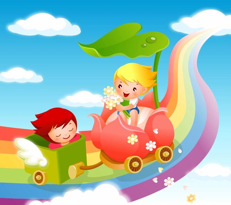 Láminas Infantiles y para Adolescentes (pág. 207) | Aprender manualidades es facilisimo.com
