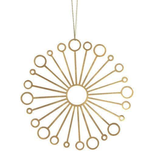 Copenhagen Craft-FNUG-ornament-brass-messing-julepynt