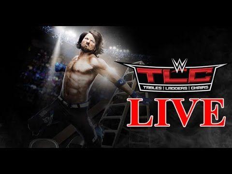 Watch WWE TLC 2016 LIVE STREAM - WWE TLC 4th December 2016 Live Stream