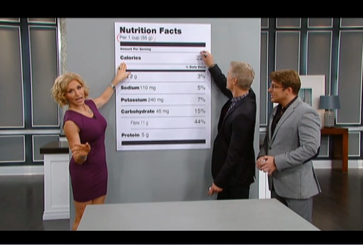 Decode Food Labels with me and Steven and Chris!
