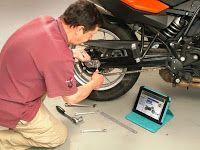 Membangun Bisnis (Wirausaha) Bengkel Sepeda Motor