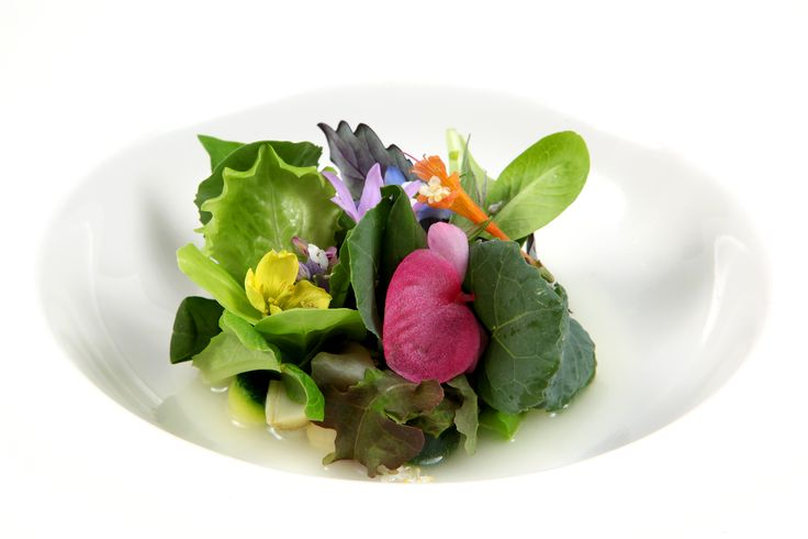 Mario Sandoval, Rest. Coque, 1*Michelin – 2 Soles Repsol. Encuentra la receta en http://bit.ly/xDi74m