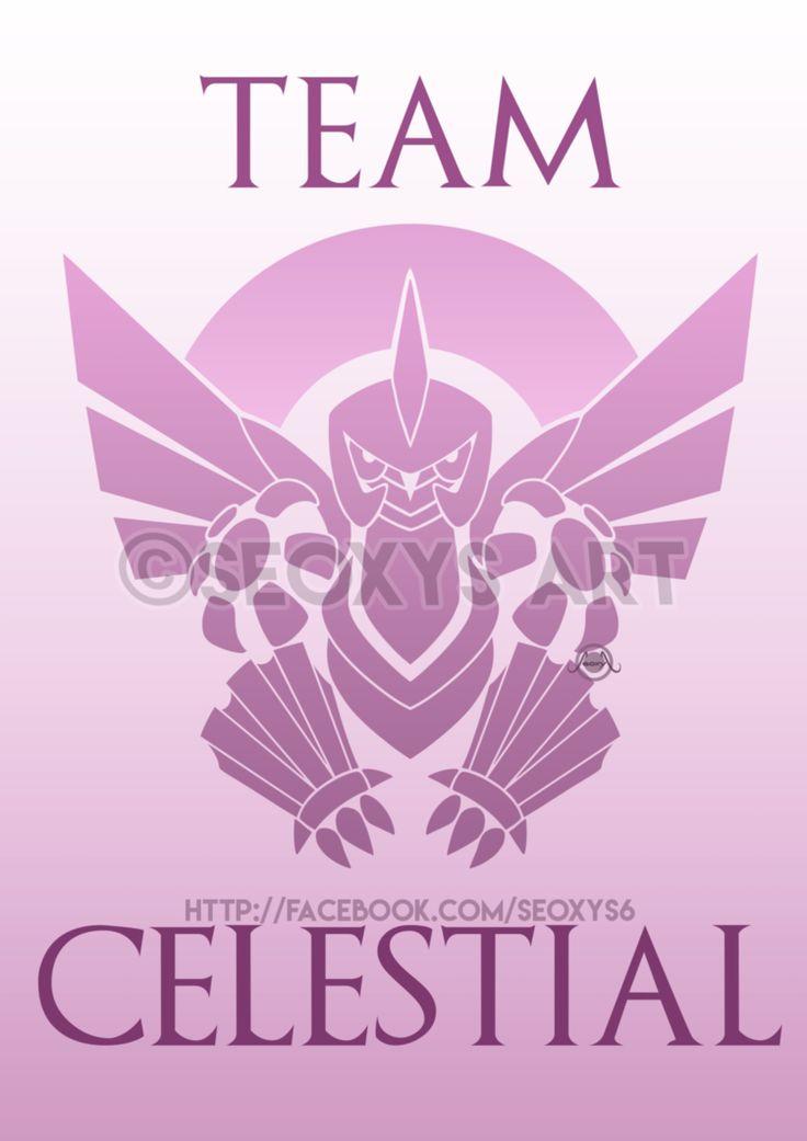 Team Celestial by Seoxys6 on DeviantArt
