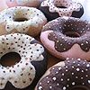 felt doughnutsKrispie Kreme, Felt Projects, Pin Cushions, Felt Crafts, Diy Gift, Felt Donuts, Pincushions, Felt Food, Diy Pillows