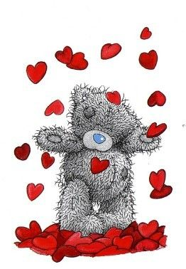 Tatty Teddy Love