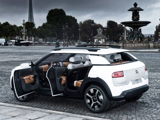 #Citroën #Cactus #Style