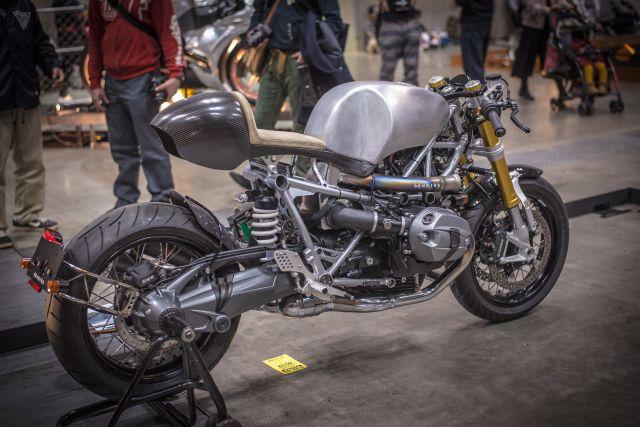 BMWバイクス編集部ブログ-バイクブロス::ホットロッドカスタムショーにBMWが!