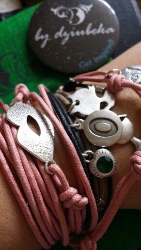 Bracelet by dziubeka. Lowe it!