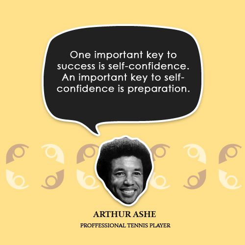 Arthur Ashe Quotes: 17 Best Images About Great PR Quotes On Pinterest