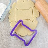 "Cookie cutter ""Spool of thread"""