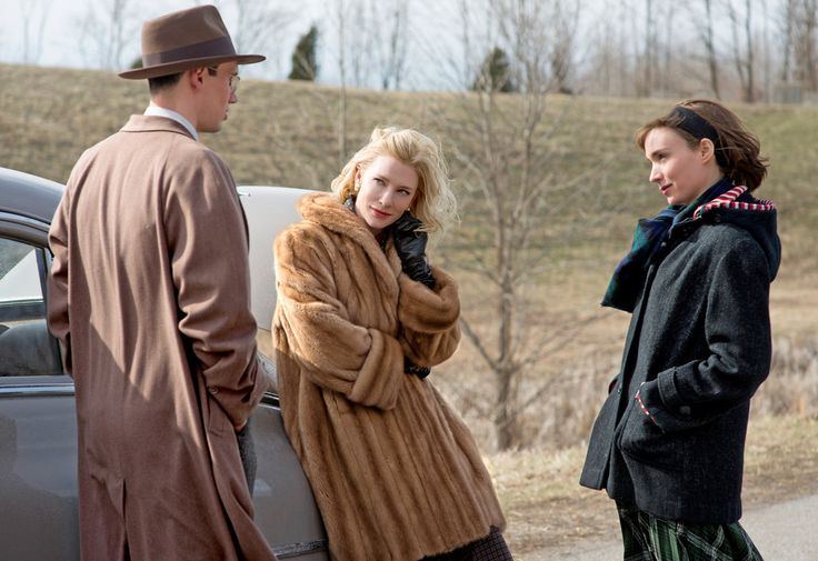 """Two women fall in love in this new film from Todd Haynes, based on the Patricia Highsmith novel """"The Price of Salt."""""""
