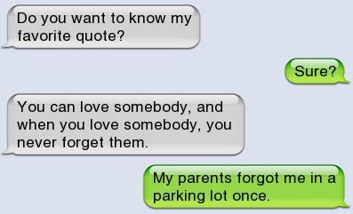 Epic text - My favourite quote - http://jokideo.com/epic-text-my-favourite-quote/