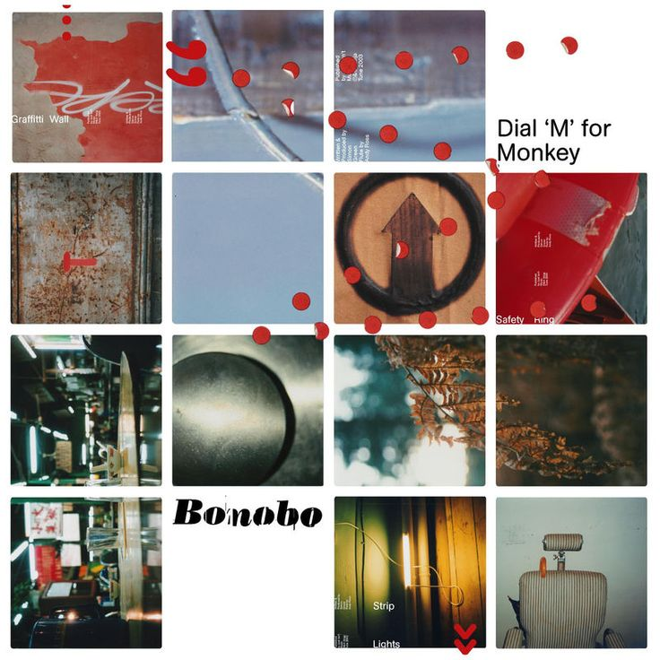 Noctuary by Bonobo - Dial 'M' for Monkey