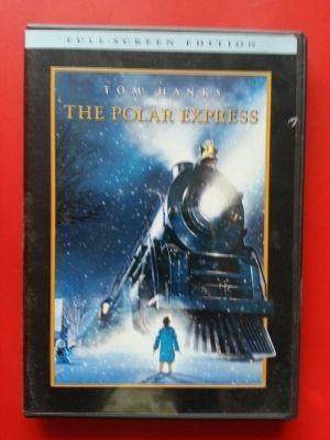 The Polar Express DVD free shipping