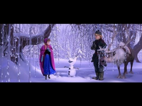 """Watch a new extended TV spot for Disney's Frozen featuring Demi Lovato's version of """"Let It Go"""" from the soundtrack and see the film in theatres 11/27!"""