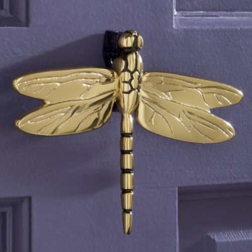 153 curated someone 39 s knocking at the door ideas by cinnamon brass door knocker antique door - Dragonfly door knocker ...