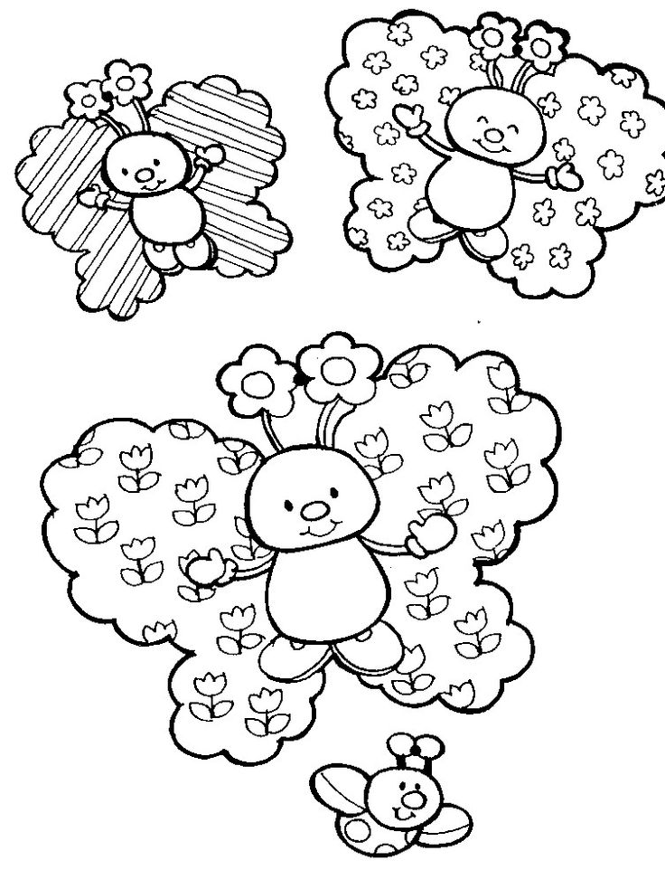 wuzzles coloring pages - photo#33