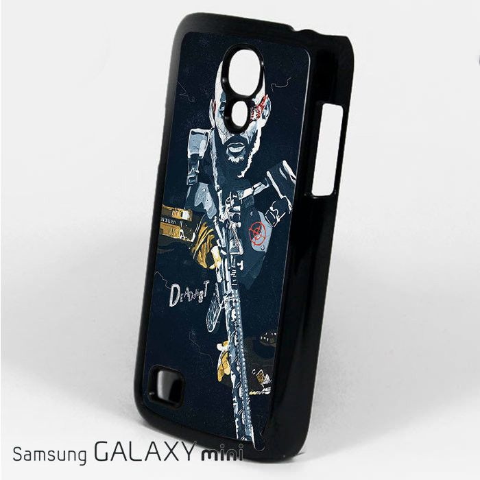 Deadshot Wallpaper for Samsung Galaxy Mini S3/S4/S5 phonecases