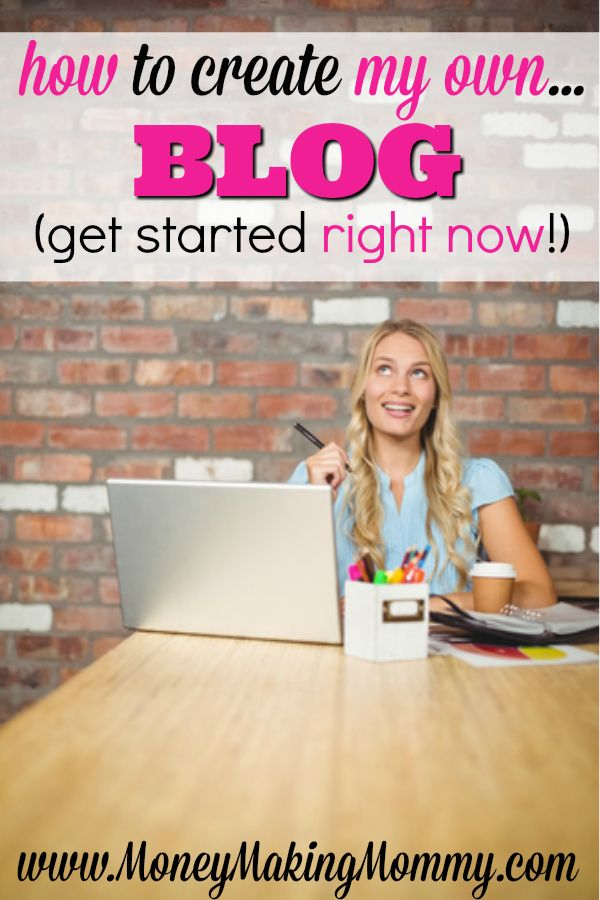 If you want to create your own blog but not sure how to get started, help is on the way! Learn from someone that has been blogging since 1999! Just an ordinary mom that decided to dig in and figure it out. She's going to cut through all the stress and research to save you time and energy. Get it straight from a successful blogger with tons of experience - straightforward, fast and  to the point. You'll be up and running and never look back! MoneyMakingMommy.com