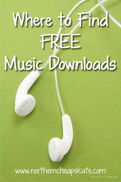 42 best free stuff images on pinterest where to find free music downloads fandeluxe Images