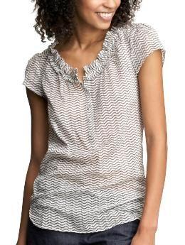 men's oxford refashion; Men's to Women's Dress Shirt Refashion