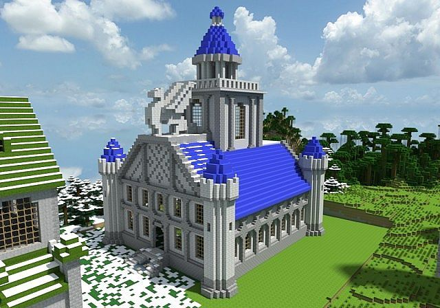 Awesome Medieval Buildings Minecraft Project