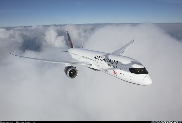 Boeing 787-9 Dreamliner - Air Canada | Aviation Photo #4457911 | Airliners.net