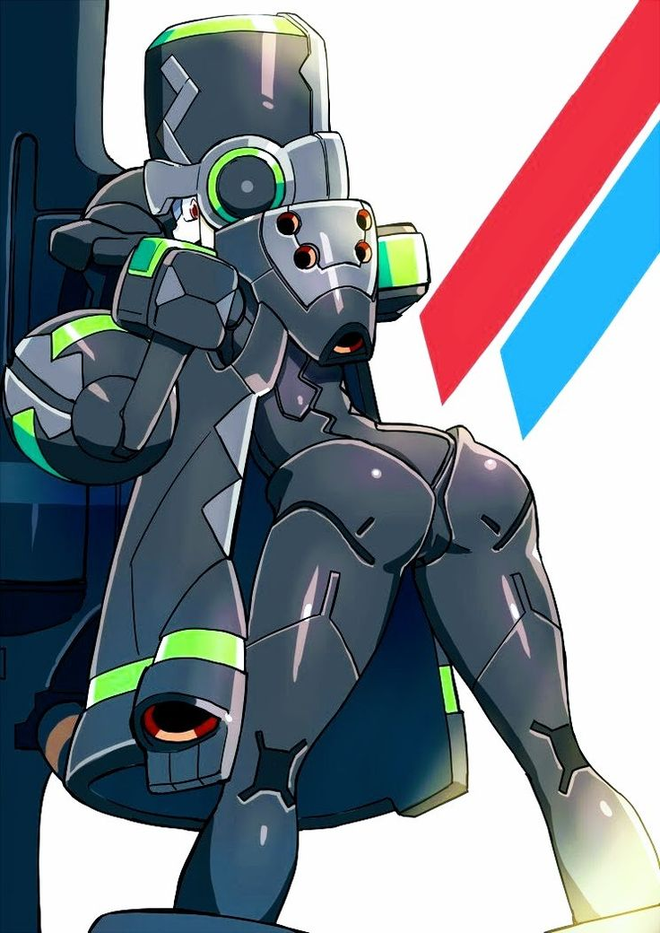 Genista Darling in the FranXX GG anime Darling in